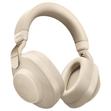 Jabra Elite 85h Gold Bej Kulak Üstü Kulaklik Renkli